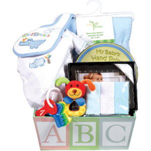 ABC Baby Blue Box