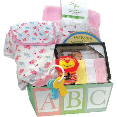 ABC Baby Pink Box