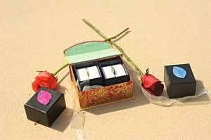 Beach Ring Boxes