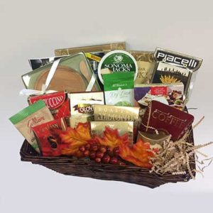 Autumn Savoury Gift Basket