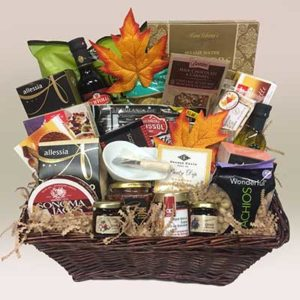 Autumn Gift Basket Large
