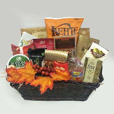 Autumn Gift Basket Small