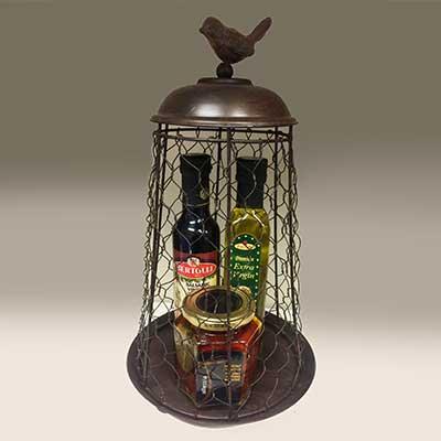 Bird Cage Basket
