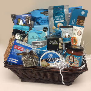Blue Basket Large
