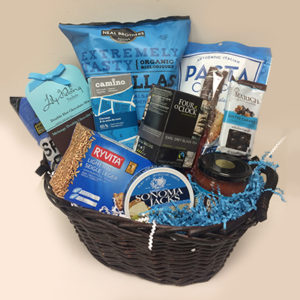 Blue Basket Small