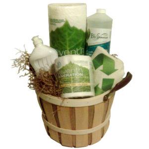 Eco Friendly House Warming Basket