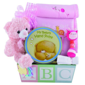 ABC Baby Pink