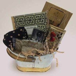 Journaling Gift Basket