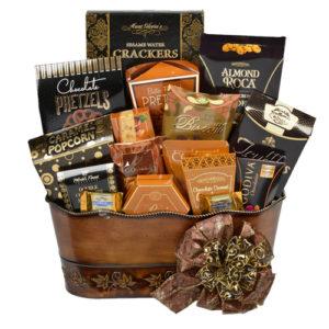 Memories Gift Basket