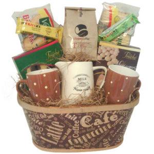 Nut Free Coffee Basket