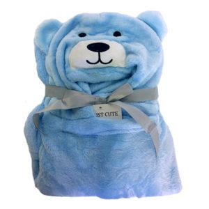 Snuggie Blue Bear